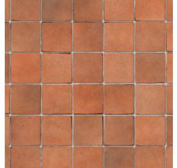 Terracotta tegelvloer