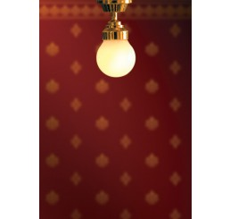 Plafond bollamp