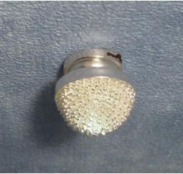 zilver plafonniere LED