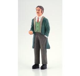 Victoriaanse staande Gentleman