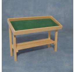 tafel, blankhout