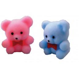 Teddybeerset, 2 stuks