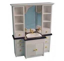 luxe wit badkamer meubel