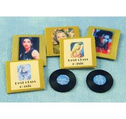 CD per 5 st.