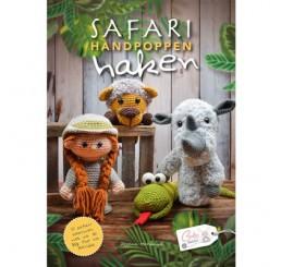 Boek Safari handpoppen haken