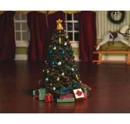 luxe resin kerstboom