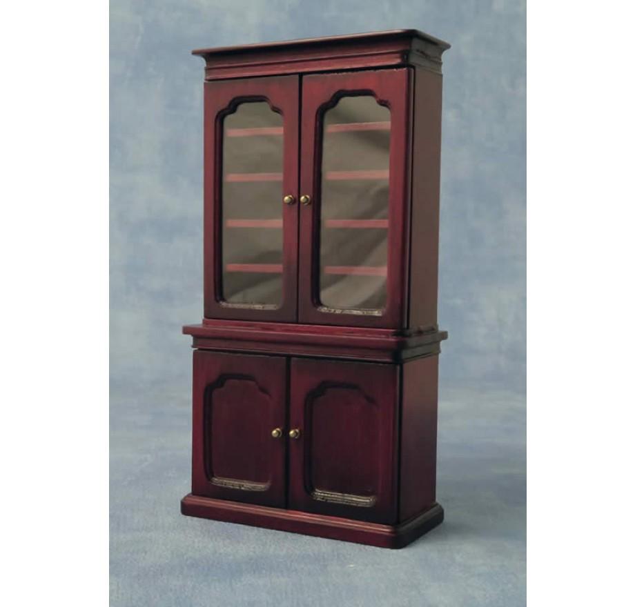 boekenkast mahonie babette miniatures df76137