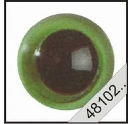 Groene glasogen, berenogen aannaaibaar
