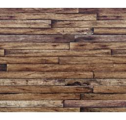 Fotokarton, houten planken