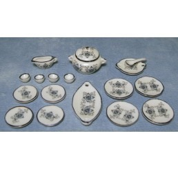 Lotus tafel servies