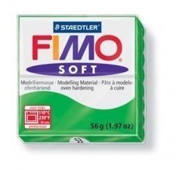 Fimo soft kleurnr 53, tropisch-groen,