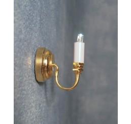 enkele wandlamp kaarsmodel LED