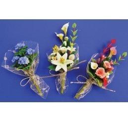 Bouquet bloem, per stuk