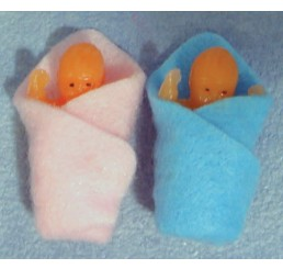 Babies, 2 stuks