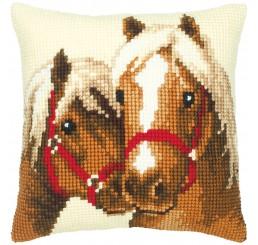 X-st Pakket kussen Paardenvriendschap