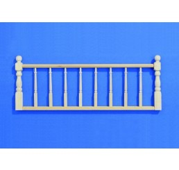houten railing