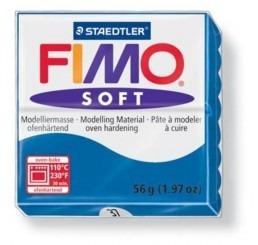 Fimo soft pacific-blauw