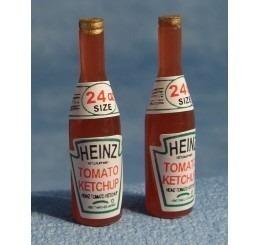 Heinz tomatenketchup, 2 stuks
