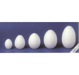 Tempex eieren 5.9cm