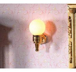 wandlampje rond model