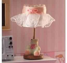 Tafellamp met beertje