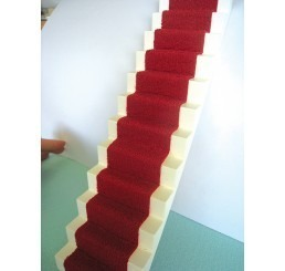 Cerise SA Stair Carpet