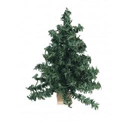Kerstboom, donkergroen