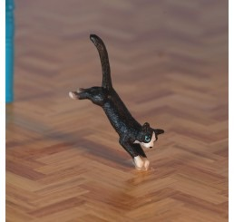 Gizmo de springende poes/kat