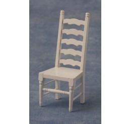 Witte stoel