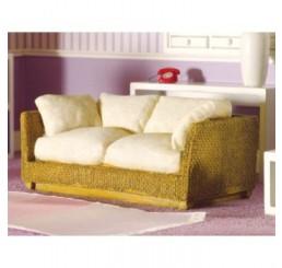 Rotan sofa