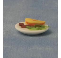Eten op bord