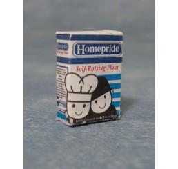 Homepride bakmeel, Vintage verpakking