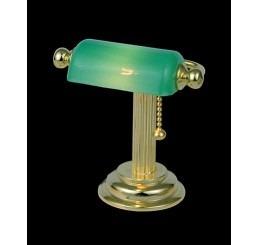 Groene burolamp