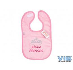 Slabbetje Kleine Prinses Roze
