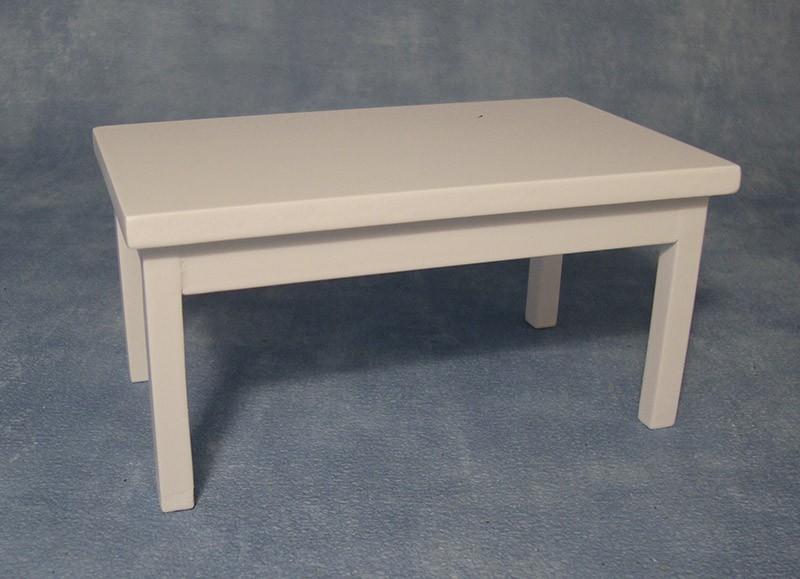 langwerpige Witte eetkamer tafel,Streets Ahead DF1533