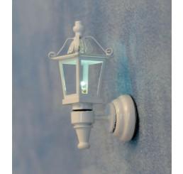 Witte koetslamp (LED)