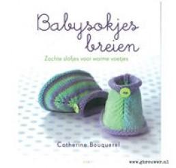Boek Babysokjes breien.