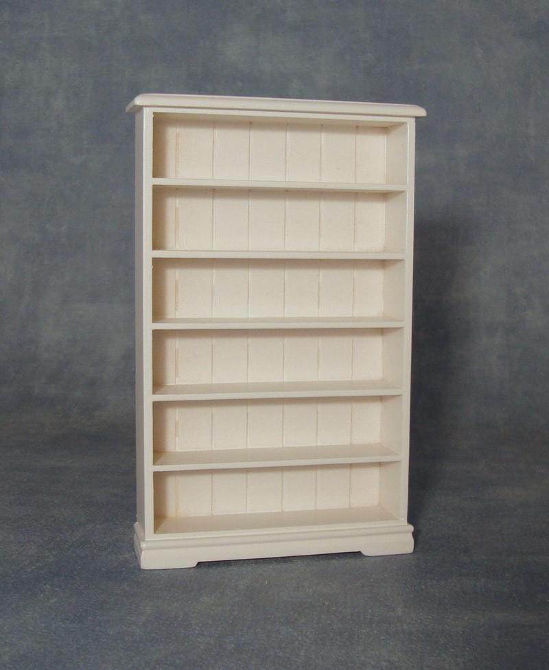 Boekenkast wit 6 planken,Streets Ahead DF1448